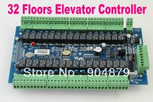 Free-Ship-font-b-Elevator-b-font-Lift-font-b-Controller-b-font-SYSTEM-32-floors